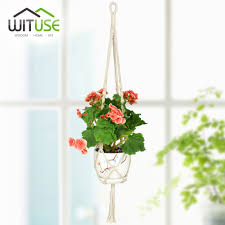 decorative indoor hanging planters elegant interior decoration