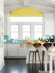 Images Of Kitchen Interior Popular Kitchen Paint And Cabinet Colors Colorful Kitchen Pictures