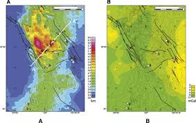 Portland Earthquake Map by Tectonic Evolution Of The Tualatin Basin Northwest Oregon As