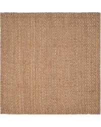 7 jute rug new shopping special safavieh fiber 7 square woven
