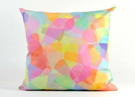 Decorative Pillows Modern 20 Soothing Geometric Pastel Modern Throw Pillows Modern Throw