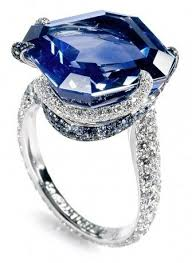 sapphire rings designs images Women earth sapphire ring designs in latest collection trendy jpg