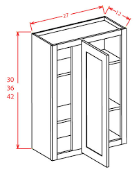what to do with blind corner cabinet gs wall blind corner cabinet 27 w x 42 h x 12 d 1d 3s 1 stop cabinets