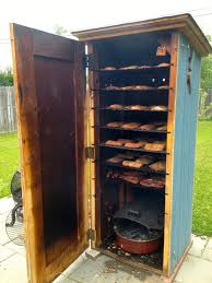 home built smoker plans 15 homemade smokers to infuse rich flavor into bbq meat or fish this