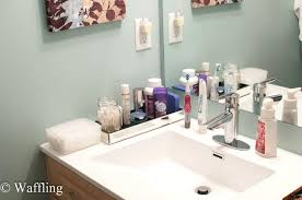 bathroom sink organizer ideas bathroom sink bathroom sink organization awesome counter organizer