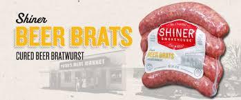 shiner beer brats patek u0027s shiner smokehouse website