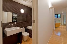 Tiny Bathroom Colors - small bathroom modern design ideas