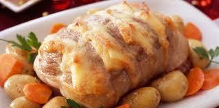 cuisine roti de veau rôti de veau orloff facile recette sur cuisine actuelle