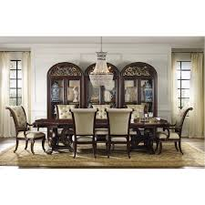 hooker furniture 5272 75206 grand palais pedestal dining table in