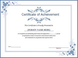 winner certificate template for ms word document hub