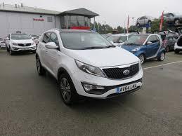 kia jeep 2016 used kia sportage cars for sale motors co uk
