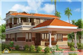 modern chic 1700 square feet 3 bhk kerala style home design