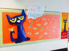 Pete The Cat Classroom Decor Pete The Cat Bulletin Board Pete The Cat Pinterest Bulletin