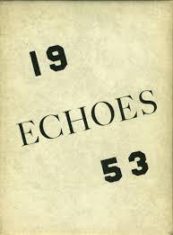 york high school yearbook 1953 york high school yearbook online bellevue oh classmates