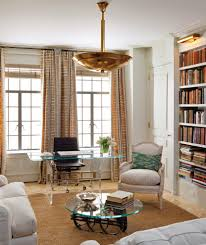 small study room home office transitional with renovation faux