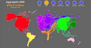 cartogram map maps mania solving the problem of cartograms