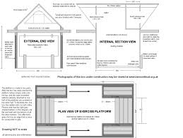 house plan nesting box for wood birds wild unlimited is
