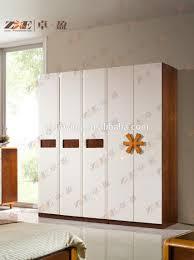 ag011 foshan furniture new model walkin wardrobe bedroom sample