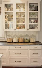 Glass Cabinets In Kitchen I Think I M Working On This Look In The Kitchen Already I Could