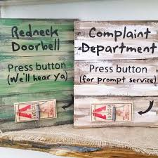pallet wall decor rustic redneck signs wall hanging funny