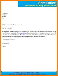 sample email cover letter speculative cover letter examples