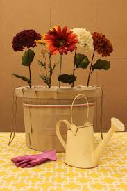 How To Draw A Vase Of Flowers How To Make A Diy Flower Costume For Halloween Petal Talk