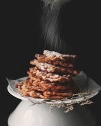 notions u0026 notations of a novice cook u2022 making funnel cakes