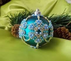 308 best beads christmas images on pinterest beaded christmas