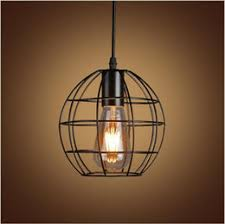 Country Style Pendant Lights Cage Style Pendant Light Suppliers Best Cage Style Pendant Light