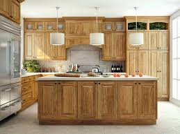 Best  Hickory Kitchen Cabinets Ideas On Pinterest Hickory - Design for kitchen cabinets