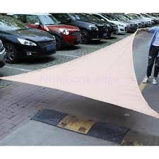 Triangular Patio Awnings Deck Awning Ebay