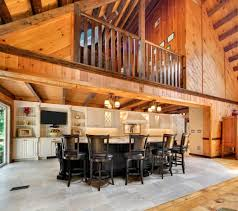 exciting log cabin kitchen islands for inspiration ginkofinancial