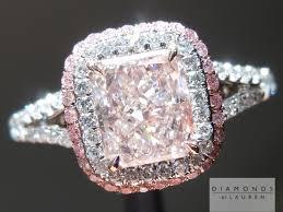 rings pink diamonds images Pink diamond ring pink diamond halo diamond halo ring jpg