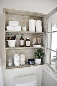 Bathroom Shelving Ideas Small Bathroom Storage Cabinets Cool Grey Wood Grain Tiles Wall