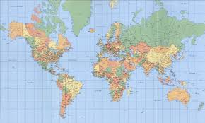 World Atlas Maps by World Maps