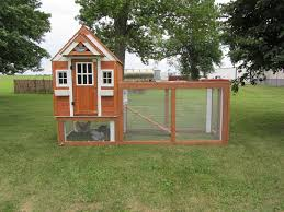 ana white chicken coop with run diy projects