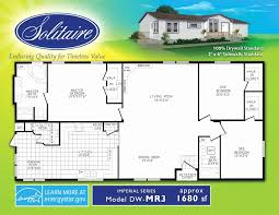 double wide floor plans with photos double wide floor plans elegant back bedroom double wide mobile home