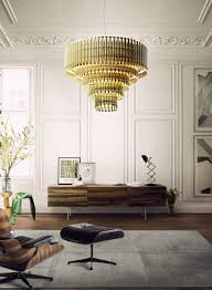 Ceiling Lighting Living Room by Matheny Sculptural Suspension Lamp Delightfull