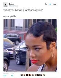 22 tweets about thanksgiving that will make you say it me