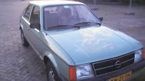 opel ascona wagon opel kadett 1 6 s 1984 youtube