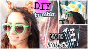 cheap hair accessories diy summer cheap easy hair accessories rosaliesaysrawr