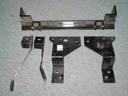 87 95 jeep wrangler meyer conventional mount brackets