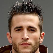 spiked hair with long bangs spiky hairstyles for men men s hairstyles haircuts 2018