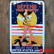 Country Vintage Home Decor Online Get Cheap Country Tin Signs Aliexpress Com Alibaba Group