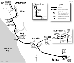 B49 Bus Route Map by Bus 45 Schedule Salinas Ca The Best Bus