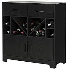 Oak Bar Cabinet Baxton Studio Derremer Contemporary Bar Cabinet