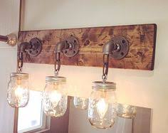 Pottery Barn Mason Jar Chandelier Home Made Chandelier To Hang In The Stair Way Going Upstairs