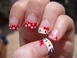 cute and easy nail art for children lifestyle nigeria