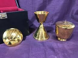 travel communion set miscellaneous altarware travel communion set new