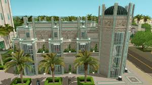 apolonia museum an art deco themed art museum u2014 the sims forums